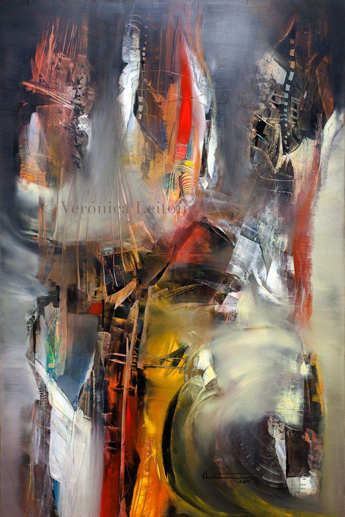 Oil on canvas / 47.2x31.5x2 / 2014
