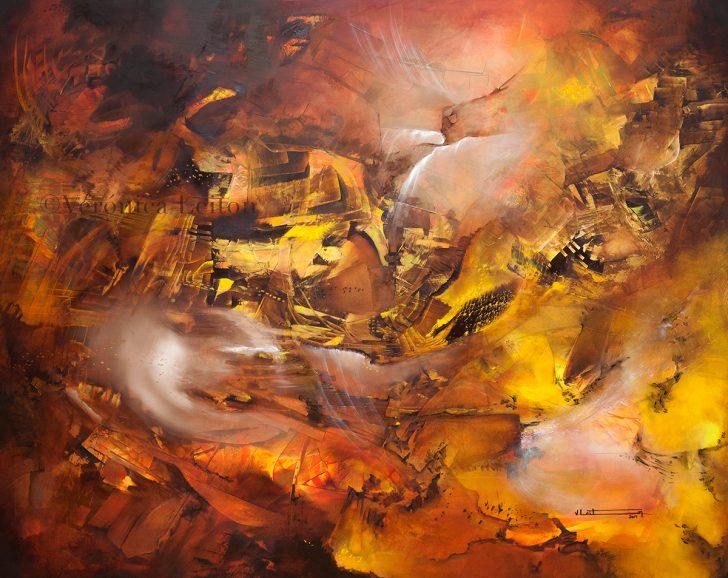 Oil on canvas / 47.2x59.1x2 / 2014