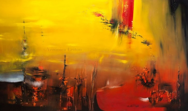 VLeiton Abstract Art