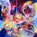 "Garden´s Enchantment - Oil on canvas / 39.4"" x 39.4"" x 2"" / 2019"